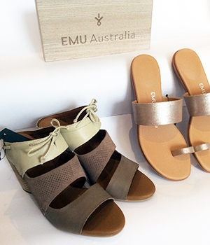 Emu Shoes #3